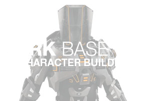 Dark Base Character Builder