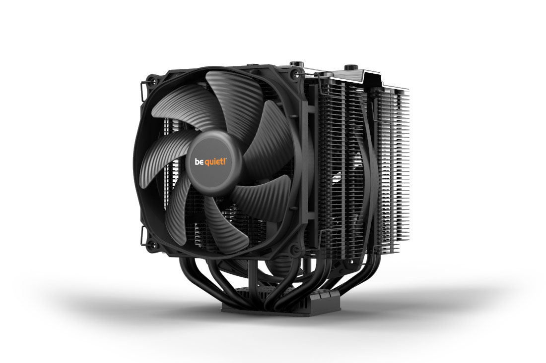 DARK ROCK PRO TR4 silent high-end Air coolers from be quiet!