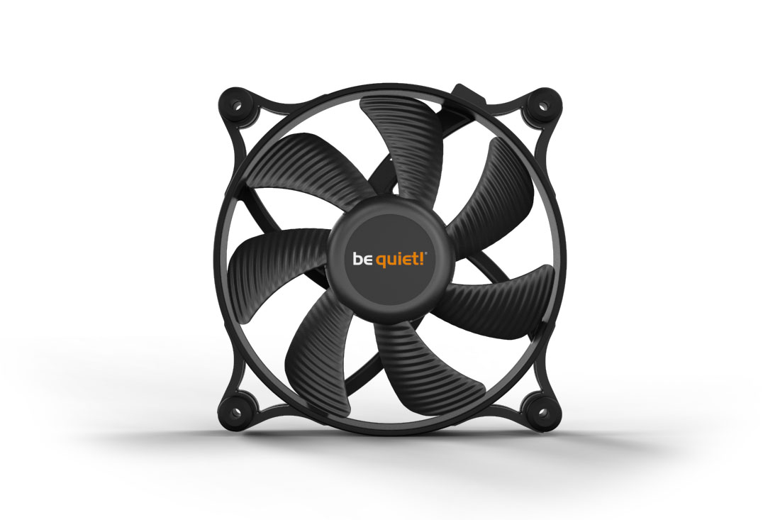 SHADOW WINGS 2 | 120mm PWM silent premium Fans from be quiet!