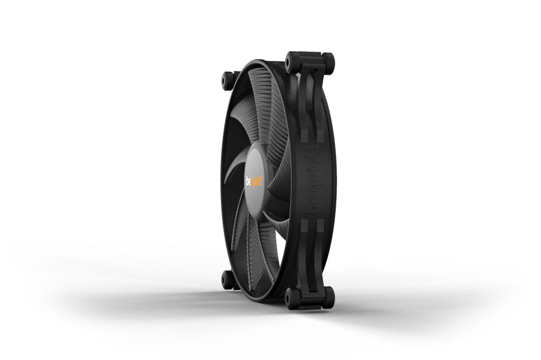 SHADOW WINGS 2 | 140mm silent premium Fans from be quiet!