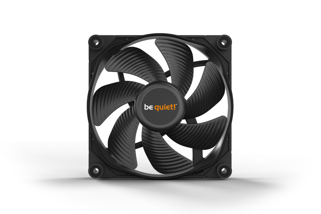 SILENT WINGS 3 | 120mm silent high-end Fans from be quiet!