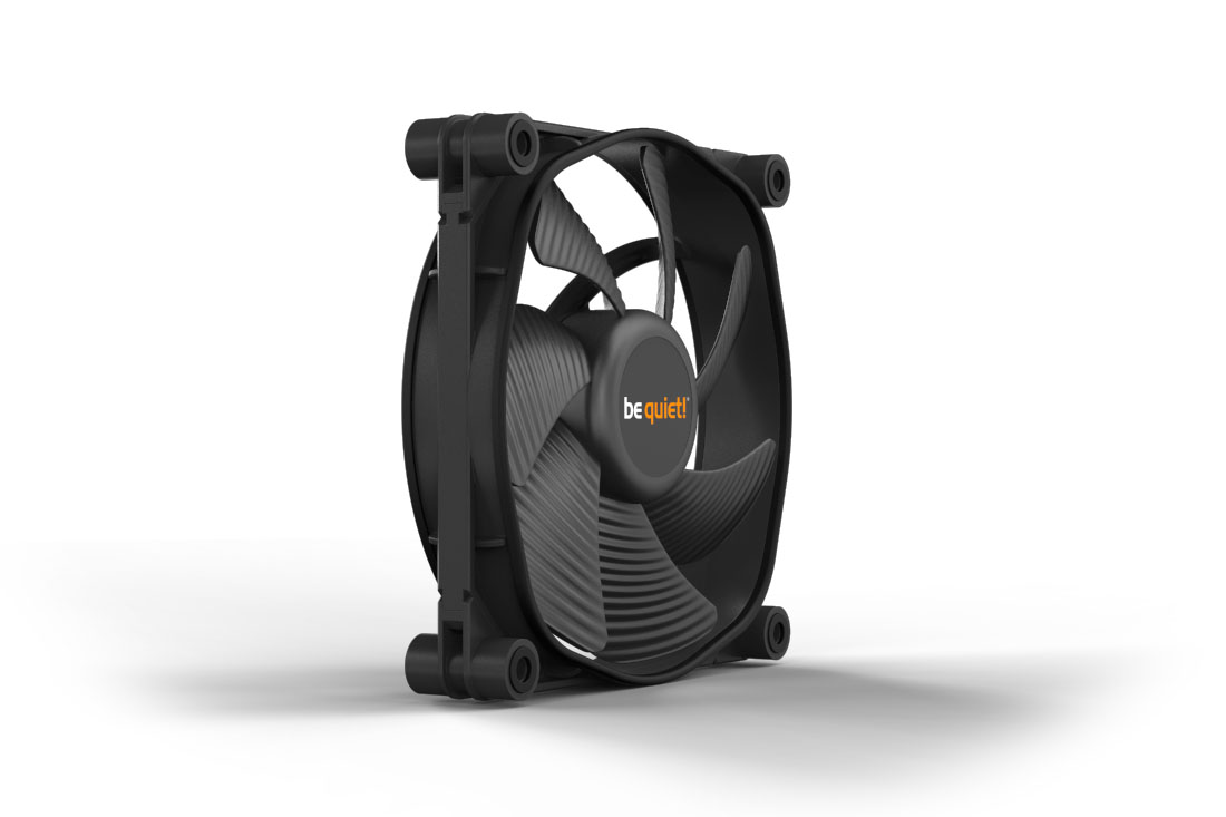 SILENT WINGS 3   120mm silent high-end Fans from be quiet!